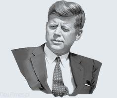 JFK - John Fitzgerald Kennedy: http://newtimes.pl/jfk-prezydent-john-fitzgerald-kennedy-katolik-z-charyzma/