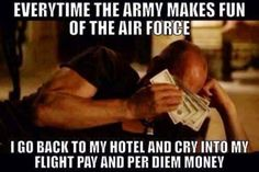 Air Force memes for Everyone. Check out our vast collection of Air Force memes. Your number one source for Air Force memes. Military Quotes, Military Humor, Air Force Memes, Aviation Humor, National Guard, Coast Guard, Special Forces, Best Funny Pictures, Dankest Memes