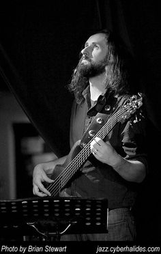 James Luke bass player, performed with Keri McInerney on her tour with the Country Crossroads Band