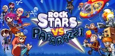 Rock Stars vs. Paparazzi v1.0.0 Mod (Unlimited Coins) - Frenzy ANDROID - games and aplications