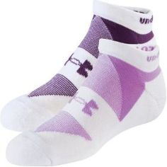 UNDER ARMOUR SOCKS Under Armour Charged Cotton Women`s Low Cut 2-Pack Socks, Assorted