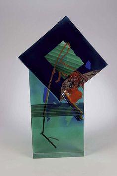 Cast Art, Cast Glass, Art Of Glass, Fine Art Auctions, Czech Glass, Abstract Art, Sculptures, Germany, It Cast