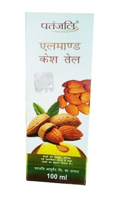patanjali products #patanjali almond oil