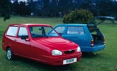 Image result for reliant robin new york