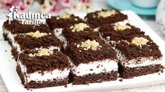 to make Mole Pie Recipe? Portion of Mole Cake . Pie Recipes, Recipe Sites, Cooking Recipes, Mole, Turkish Recipes, Ethnic Recipes, Confectionery, Fondant, Food And Drink