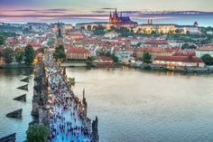 No matter which season you visit Prague you will find that the city is simply magical. Here are 20 photos that will inspire you to visit Prague.