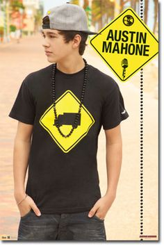 Austin Mahone - Beach Poster  Give me this poster!!!!!!!