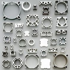 aluminium extrusion - Google Search