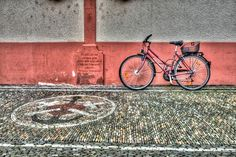 Bicycle in Freiburg