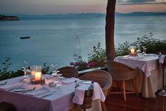 Ithaki Restaurant Seafront Terrace, Vouliagmeni, Greece