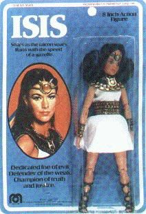 I just recently blogged about the Isis tv show and how I used to have this doll.  I have no recollection what happened to her.  Probably given away or sold in a yard sale. Pink Smoke, The Imitation, Cultural Studies, Morning Show, Yard Sale, Movie Characters, Vintage Dolls, Monster High, That Way