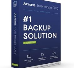 Enter to #win 1 of 2 Acronis True Image 2016 Full Licenses! End Date: 06/03/2016, Contest Eligibility:WW