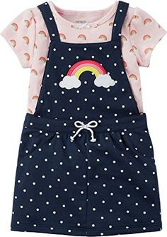 34abe60cf527 New Carters Girls Jumper Dress Top Thanksgiving Turkey Outfit NB 3 9 ...