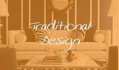 Traditional Design #interiordesign #design #decor