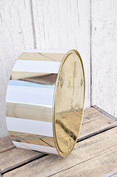 Vintage Gold and White Dessert or Food by ZebrasAndBubblegum, $28.50