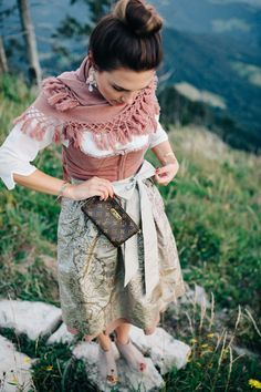 One Dirndl - Three Styles - You rock my life