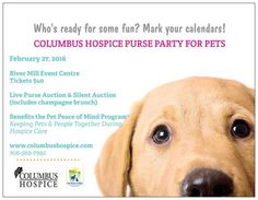 2016 Purse Party for Pets