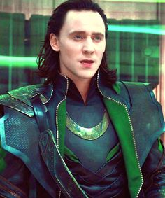 This picture of Loki is just so...so....Idon't  even