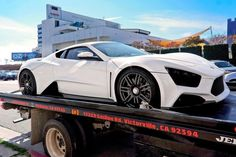 Most expensive sport car