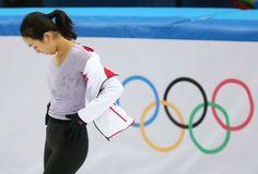 20140206 <五輪フィギュア>浅田真央が初練習 トリプルアクセルOK