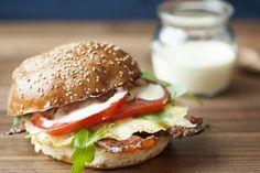 New York, NY: Tasting Table Test Kitchen, CRE, chefs' recipe edition, cobblestone egg sandwich, kitchen 208, charleston