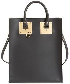 Sophie Hulme 'Albion' Tote. bag, сумки модные брендовые, bag lovers,bloghandbags.blogspot.com