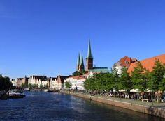 Lubeck, Germany.