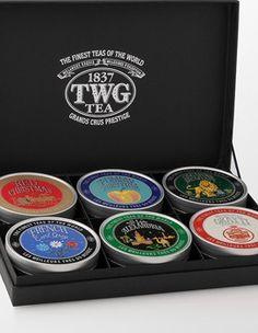TWG tea gift set