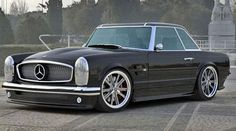 """190-Class (W201, """"Baby Benz"""") 