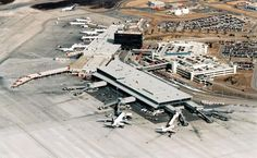 Edmonton International Airport (YEG) in Leduc, AB