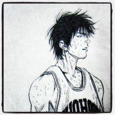 Slam Dunk, Slammed, Anime Manga, Illustration, Idol, Auction, Draw, Manga Games, Random Stuff