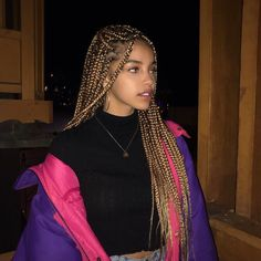 hairstyles middle part hairstyles long bob hairstyles male Natural Afro Hairstyles bob Curly Hairstyles long Male Middle Part 4 Braids Hairstyle, Ribbon Hairstyle, Braided Bun Hairstyles, Hair Updo, Hairstyles Long Bob, Black Girls Hairstyles, Afro Hairstyles, Blonde Box Braids, Black Girl Braids