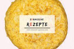 Rezepte für spanische Gerichte ✔ Rezepte für Paella  Tapas,  Tortilla, spanische Hackbällchen und Sangria  Jetzt auf www.reiseziel-spanien.com/spanische-kueche/rezepte/