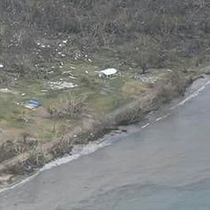 This photo was taken after TC Winston. This is Koro Island here in Fiji. The last white building on the right is the new simplified Kingdom Hall that still stands even though it was hit by the cyclone. What a witness to all of us.   #JWFiji #AfterCyclone #KingdomHallStillStands @tanya.burnz thank you