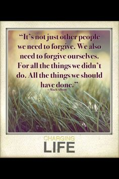 """""""If God forgives us we must forgive ourselves also. It is not for us to say we can't. God is the judge, not we. If He forgives, we dare not deny God's power. Who are we to condemn ourselves when the Judge of all the earth acquits us?"""" -Reinhard Bonnke  Jesus said, """"Take heart, son; your sins are forgiven."""" (Matthew 9:2, NIV)"""