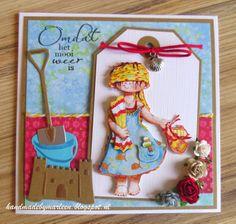 Marianne Design, Strand, I Card, Challenges, Blog, Handmade, Hand Made, Blogging, Handarbeit