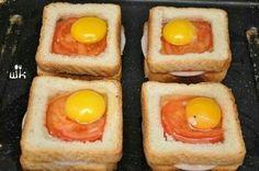 Breakfast Sammich