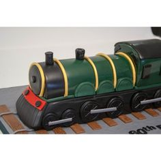 steam engine birthday cake - Google Search