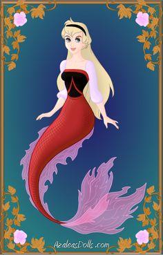 Mermaid Eilonwy