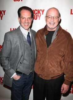 Photo Coverage: Party with Tom Hanks & the Cast of LUCKY GUY!