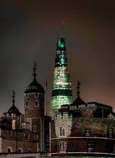 The Shard tower, London