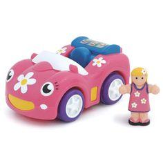 Dynamite Daisy Sports Car