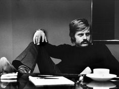 Robert Redford Brooding