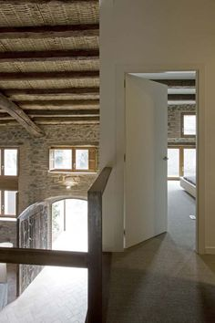 Rustic and Modern Residence in Spain's Priorat Wine Region by Minim Interior Design Studio,