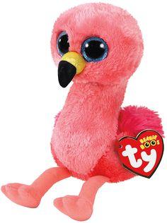 215749324e8 Gilda the Flamingo Beanie Boos Plush Toy  H .