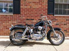 1961 Harley-Davidson Sportster