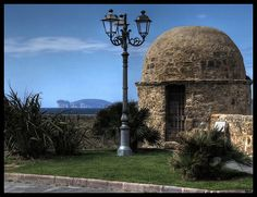 Sardegna Alghero - Bastioni Pigafetta