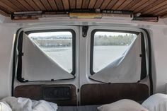 Welcome to the exciting journey of converting a van into a beautiful and functional camper. I'll be your tour guide today. Please remember to keep your hands...