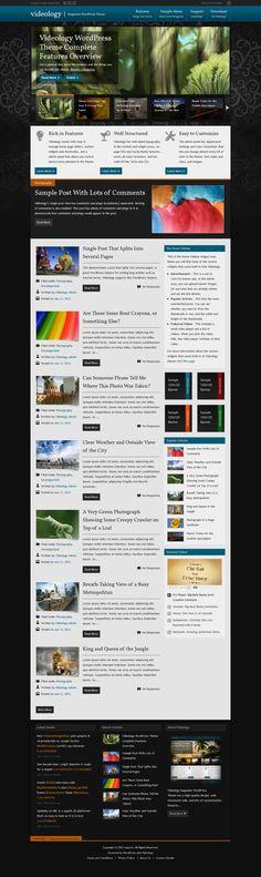 50+ Audio Store Website Templates | Portal website, Template and Website