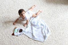 Muslin Blanket Buddi
